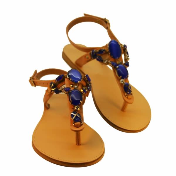 O Donna Otranto Sandalo Sandali Artigianale Di A5jL43R